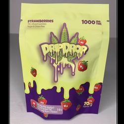 DripDrop Gummies (1000mg THC) **Various flavors available**