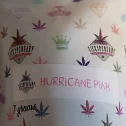 Hurricane pink (craft)