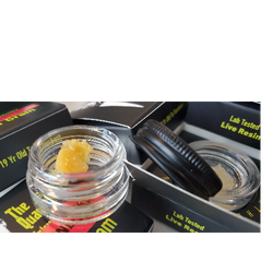 LIVE RESIN CONCENTRATE !