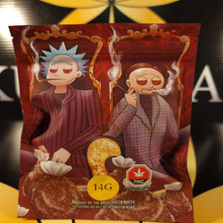 Rick and Morty 14 G Pkg El Jefe AAAA