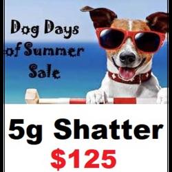 5g Shatter Deal
