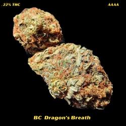 BC DRAGON'S BREATH(AAAA) REGULAR 170$OZ NOW ONLY 150$OZ
