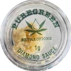 Pure Green Extract Diamon Sauce