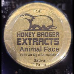 Honey Badger HTCE - 1gr - Animal Face