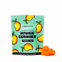 Pixie Plums Gummies - 500 MG - Mango