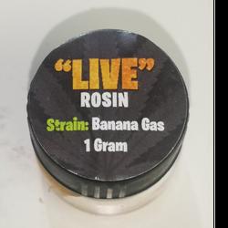 Live Rosin -Flavours below