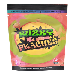 Northern Extracts - Buzzy Peaches 400mg