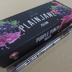 Plain Jane Purple Punch