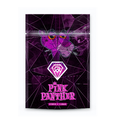 Pink Panther (Hybrid) - Diamond Extracts Hybrid Shatter 1 Gram