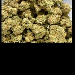 Grease Monkey | 70% Indica / 30% Sativa | THC: 25% - 27%, CBD: 1