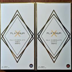PLATIUM X MILK CHOCOLATE **PREMIUM**
