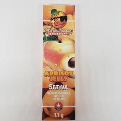 Major League Apricot Jelly Sativa