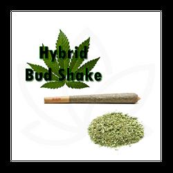 Pink Kush Bud Shake with Kief - Pre Rolls (5 Packs)