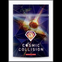 Diamond Concentrates - Cosmic Collison Sativa Shatter