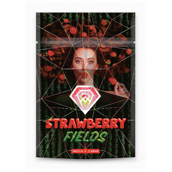 Diamond Concentrates - Strawberry Fields Indica Shatter