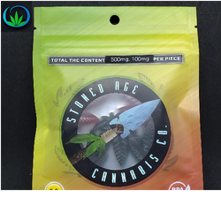 Stoned Age Quality Edibles - 500mg - Assorted - Original SATIVA