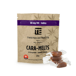 Twisted Extracts - Cara-Melts