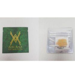 Arcana Extractions Full Spectrum Shatter – Indica 1g