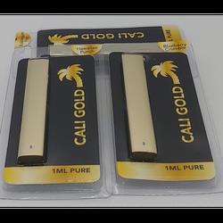 Cali Gold THC Vape pens ~ 1000mg ~ rechargeable