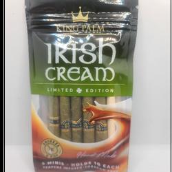 King Palm Irish Cream  ( 5 pack)
