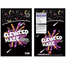 Elevated Haze -Mystery Pack(600mg THC/40mg CBD)Buy 3 for 20$ each
