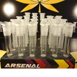 14mm Arsenal Glass Downstem Four Sizes Available