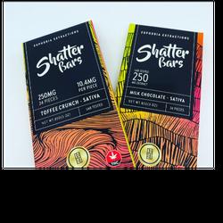 250mg Shatter Bars (Sativa) 🍫