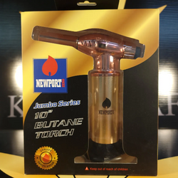 """Newport Zero 10"""" Butane Torch"""