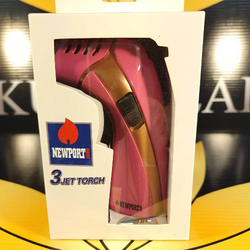 Newport Zero 3 Jet Torch Pink and Gold