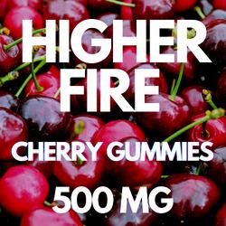 HIGHER FIRE CHERRY GUMMIES