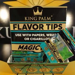 King Palm Filters 7mm Filters Magic Mint