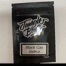 *JUNGLE BOYS * BLACK GAS