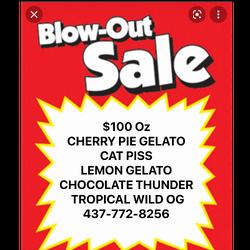 $100 Oz sale