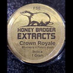 Honey Badger HTCE - 1gr - Crown Royale