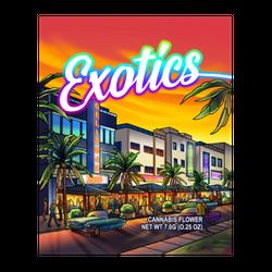 [EXCLUSIVE] NUGZ [EXOTIC]