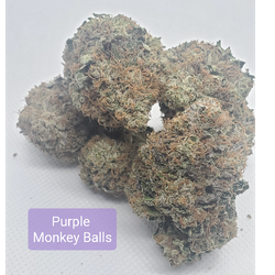 AAAA+ Purple Monkey Balls(Indica 30%)