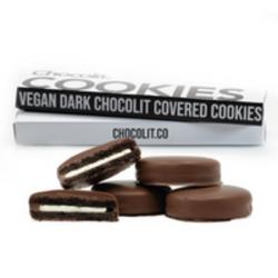 🖤🐨Vegan Chocolate Cookies🖤🐨   •CHOCOLIT•.  •200mg