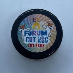 LIVE RESIN - FORUM CUT GSC ( 1 gram )