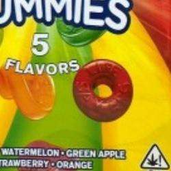 LifeSaverz Gummie Pre Packaged 600mg