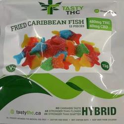 Fried Caribbean Fish-Hybrid