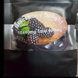 Flavoured gummies 400mg full spectrum