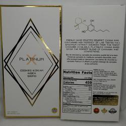 Platinum Indica Cookies n Creme 500mg