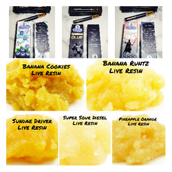 *A Sale on all Live Resin & Vape pens! Get $10 off each one!-While Supplies Last-Stock May Very*