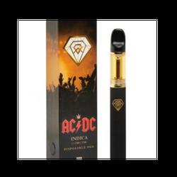 DIAMOND CONCENTRATES DISPOSABLE- AC/DC (1g)