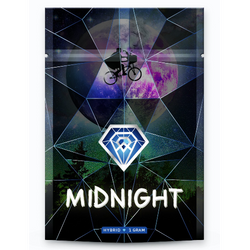 """[Diamond Concentrates] """"Midnight"""" - Shatter (1g)"""