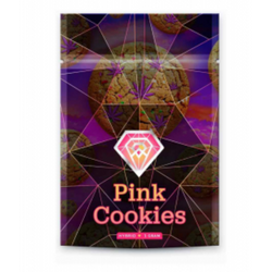 """[Diamond Concentrates]  """"Pink Cookies"""" - Shatter (1g)"""