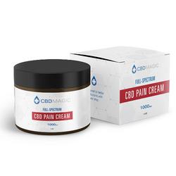 Full Spectrum CBD Pain Cream 1000mg (2 oz)