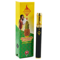 DIAMOND CONCENTRATES DISPOSABLE- PINEAPPLE EXPRESS (1g)