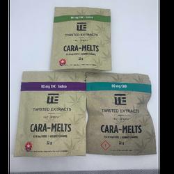 80mg Gourmet Caramel Edibles 🍬