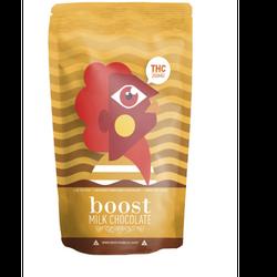 BOOST MILK CHOCOLATE PACK - THC 200MG
